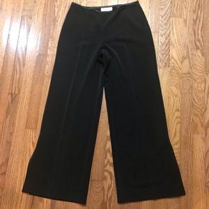 White House/Black Market Black Dress Pants 6S